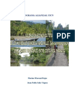 Dr. MMarozzi; Valor Economico Total, Caribe Sur Costa Rica