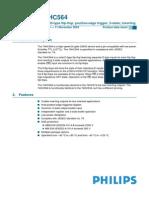 74HC564.pdf