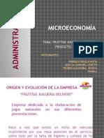 PPT Microeconomia