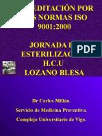 Acreditación Centrales Esterilización