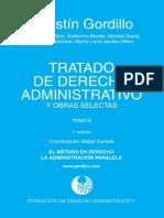 Tratado de Derecho Administrativo - Agustín Gordillo - Tomo VI