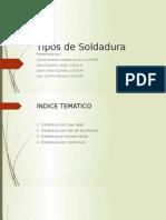 Proc. No Convencionales de Soldadura