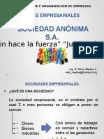 Clase 05_SOCIEDADES EMPRESARIALES_SOCIEDAD ANONIMA_SA.pptx