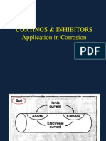 Coatings and Inhibitors