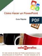 Como crear Un Powerpoint