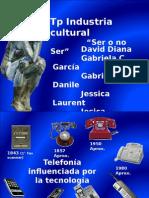 Tp Industria Cultural