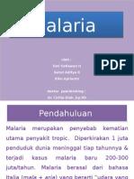 Malaria Dwi Setiawan