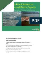 Measurement Approaches- Port Capacity Methodology