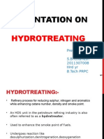 Hydro Treating 1
