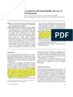 Circumcision Hemophilia