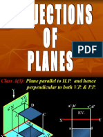 PROJECTION OF PLANE.ppt