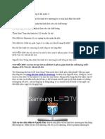 Trung Tâm Bảo Hành Tivi Samsung Nguyễn Kim
