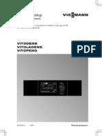 Instrukcja Obsugi - Vitotronic 200