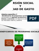 Expo. Inversión Social y Calidad de Gasto
