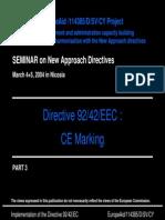 CE Mark HWB Training Part 3