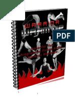Warrior Warm Up Follow Along E Book