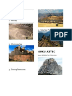 10 Peninggalan Suku Inca Yang Paling Menakjubkan