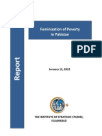 Feminization of Poverty in Pakistan – Report