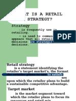 Unit 5 - Global Retail Market