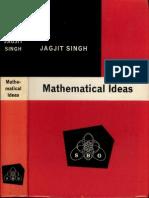 Mathematical Ideas - Singh