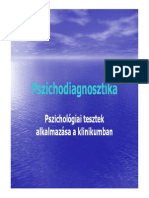 Pszichodiagnosztika