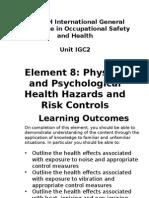 IGC 2 Element 8