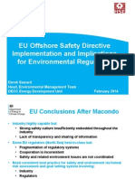 Eu Offshore Safety Directive