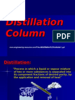 Distillation Column Design Guide