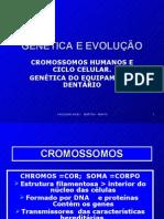 2.010.1cromossomos e Ciclo Celular (Prof. Renato Cabral)