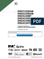manual de instrucciones navegador gps