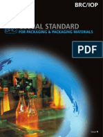 BRC Global Standard for Packaging and Packaging Materials Issue 4 UK Free PDF