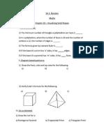 9th CBSC Math