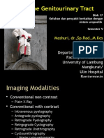 GU Radiography SEM5