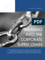 Breaking Into Supply Chain