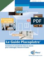 Guide Placo 2006