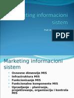 Marketing Istrazivanje i MIS 2