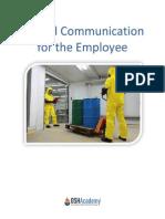 Hazard Communication for the employee