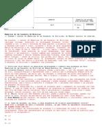 Exercicio de Fixacao PF Lit_3 Serie EM Gabarito