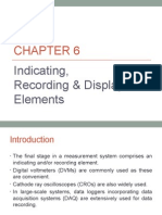 Chapter 6 Indicating, Recording and Display Elements