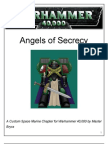 Angels of Secrecy Codex