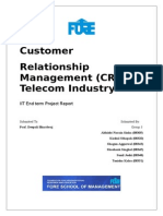 Grp3_IT_CRM in Telecom Industry