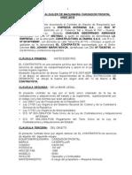 Contrato de Alquiler - Cargador Frontal 1