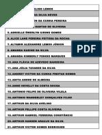 Lista - fisica