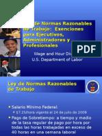 Ministerio de Labor de EEUU