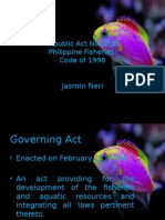 Fisheries Code PPT