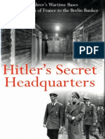 Greenhill Books - Hitler's Secret Headquarters