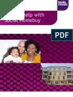 Family Mosaic Social Homebuy Brochure