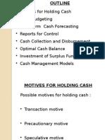 09 Cash Management