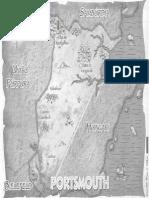 Tormenta RPG Map - Portsmouth