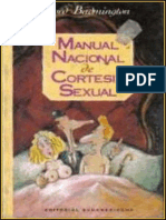 Manual Nacional de Cortesia Sexual - Lord Badmington